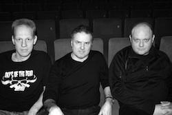 Trio infernal: Buttgereit, Marschall und Kosakowski